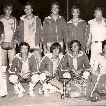 1976 ago Piombino Torneo SemaforoRosso 1°class.